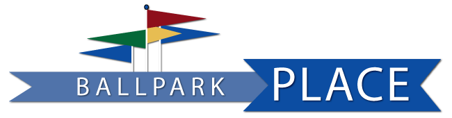 Ballpark Place Logo